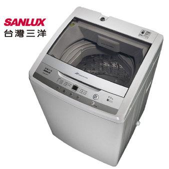 SANLUX 台灣三洋 ASW-87HTB 洗衣機 6.5kg 全自動智慧型控制