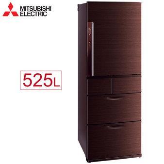 Mitsubishi 三菱 MR-BXC53X 525L 冰箱 五門 變頻 日本原裝完售