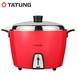 TATUNG 大同 電鍋 TAC-10L-DR 10人份電鍋 經典紅 SUS304不鏽鋼 內鍋