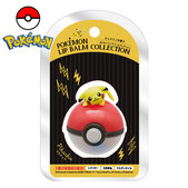 Pokémon 寶可夢 2st 潤唇波波 護唇膏 皮卡丘