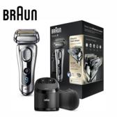 德國百靈 Braun 9290cc wet & dry 9系列諧震音波電鬍刀 買就送飛利浦潔膚儀