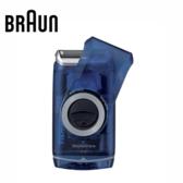德國百靈 Braun M60B 輕便電鬍刀 (藍)