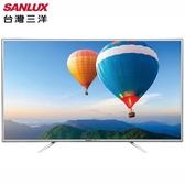 SANLUX 台灣三洋 SMT-K49U 電視 49吋 4K2K LED背光(附視訊盒)