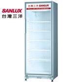 SANLUX 台灣三洋 SRM-305  305L 直立式冷藏櫃