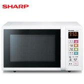 SHARP 夏普 R-T25JG(W) 25L 燒烤微波爐 4種自動烹調