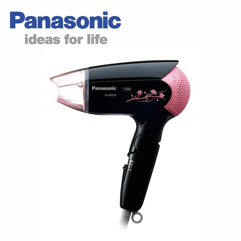 Panasonic 國際 EH-ND24-K 輕巧型速乾吹風機系列