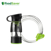 Foodsaver 真空夾鍊轉接頭組 真空機配件/耗材  真空保鮮機 適用真空夾鏈袋、保鮮盒/罐、瓶