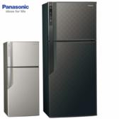 Panasonic 國際 NR-B429GV-K/S 422L冰箱 ECONAVI系列新1級能效