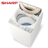 SHARP 夏普 ES-ASD11T 11公斤 無孔槽變頻洗衣機