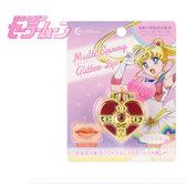 Sailor Moon 美少女戰士 第七代變身器護唇膏 月光心鑽 樱花紅