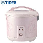 TIGER虎牌 10人份傳統機械式電子鍋 JNP-1800