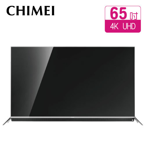 CHIMEI 奇美 65型 TL-65W760 4K超高畫質液晶顯示器(含視訊盒TB-W020)