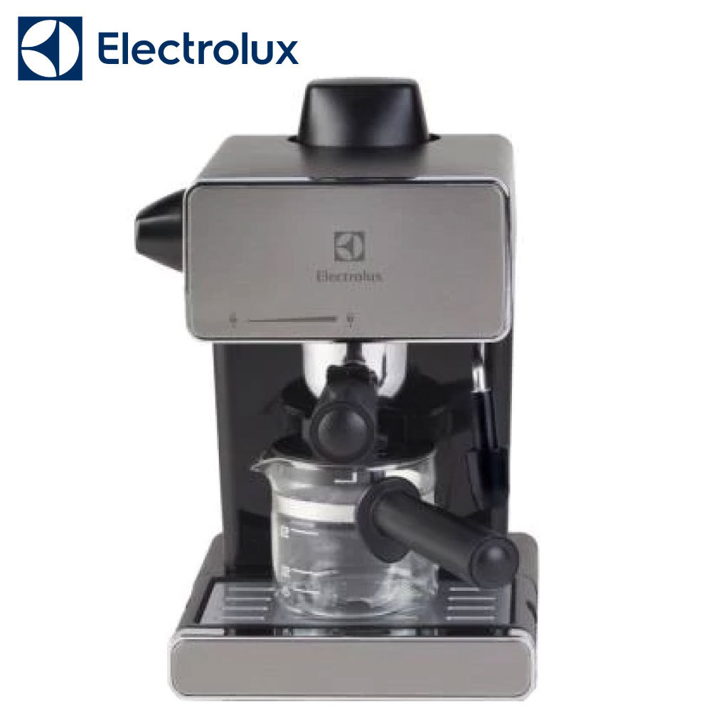 Electrolux 伊萊克斯 EES1504K 咖啡機 蒸氣奶泡 永久性不銹鋼濾網